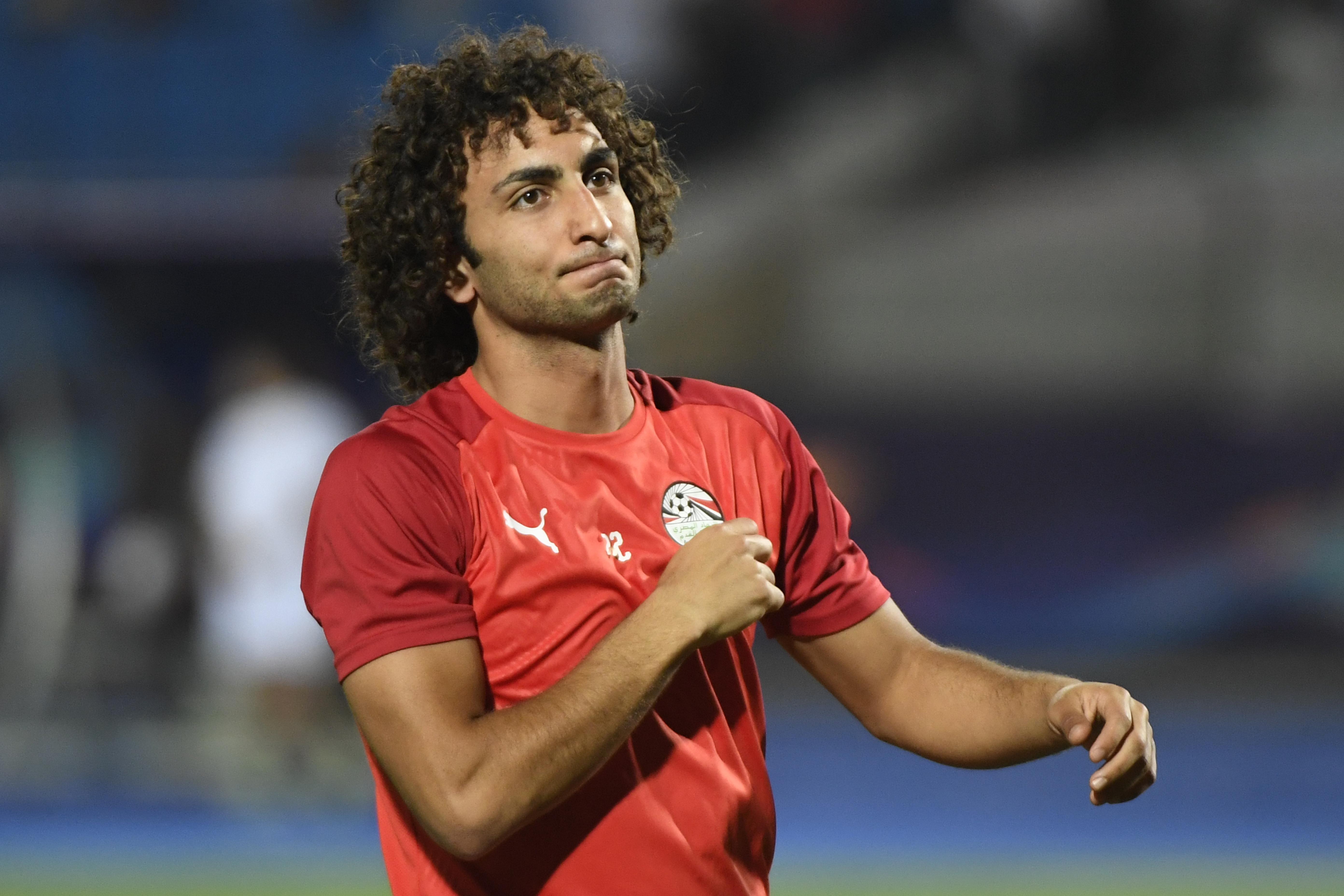 مخالفات انضباطية خطيرة .. حرمان عمرو وردةمن اللعب مجددا   الحرة