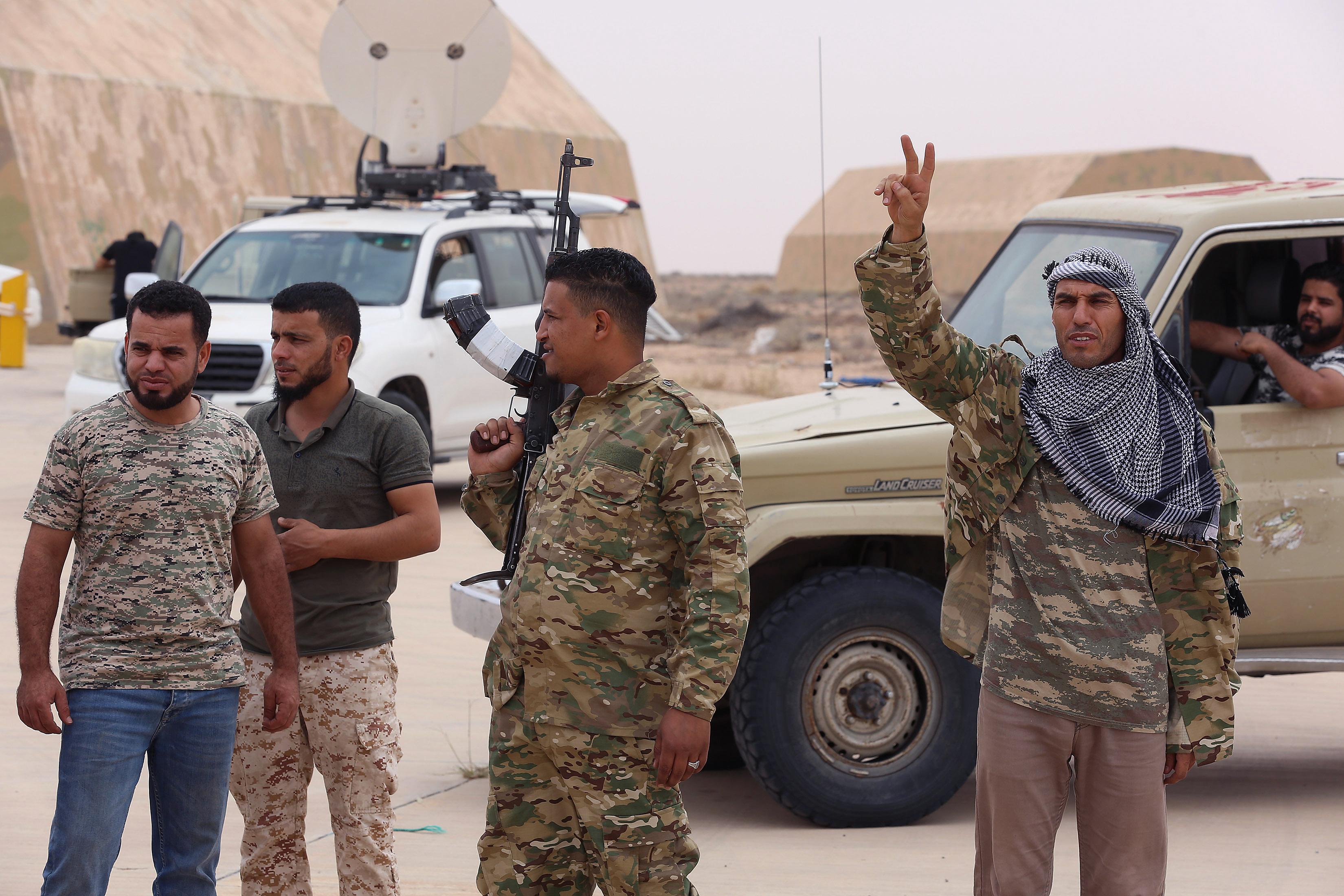 حفتر صفر على الشمال .. سلسلة هزائم في ليبيا تنذر بخسارة كبرى   الحرة