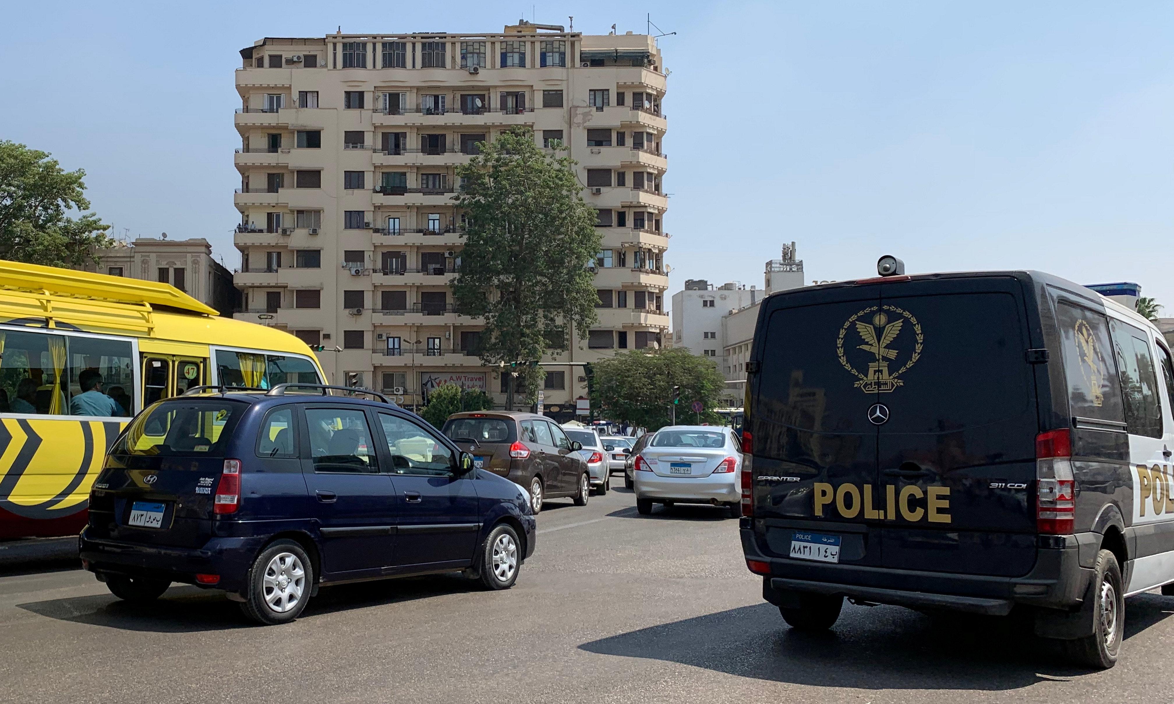 مصر.. اعتقالات في صفوف  الجيش الأبيض    الحرة