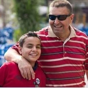مروان عاد لعائلته بعد 8 سنوات من الغياب