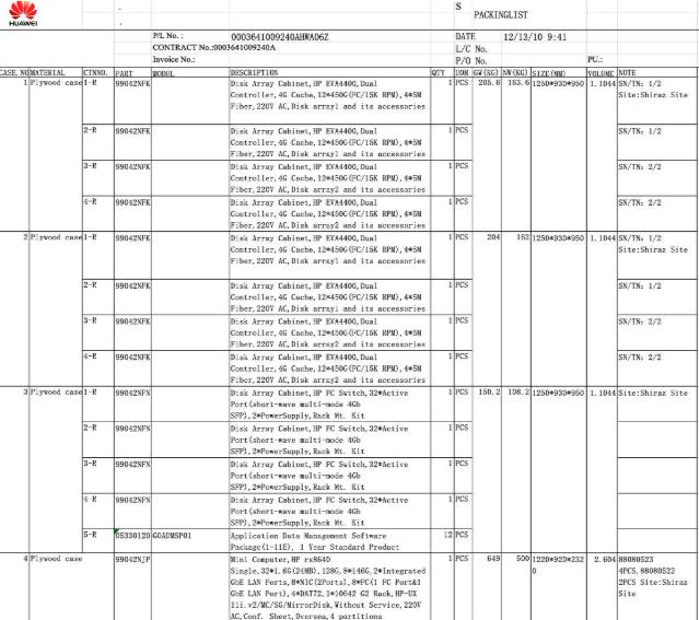 الوثائق ستعزز التهم الجنائية التي تلاحق ابنة مؤسس هواوي في أميركا