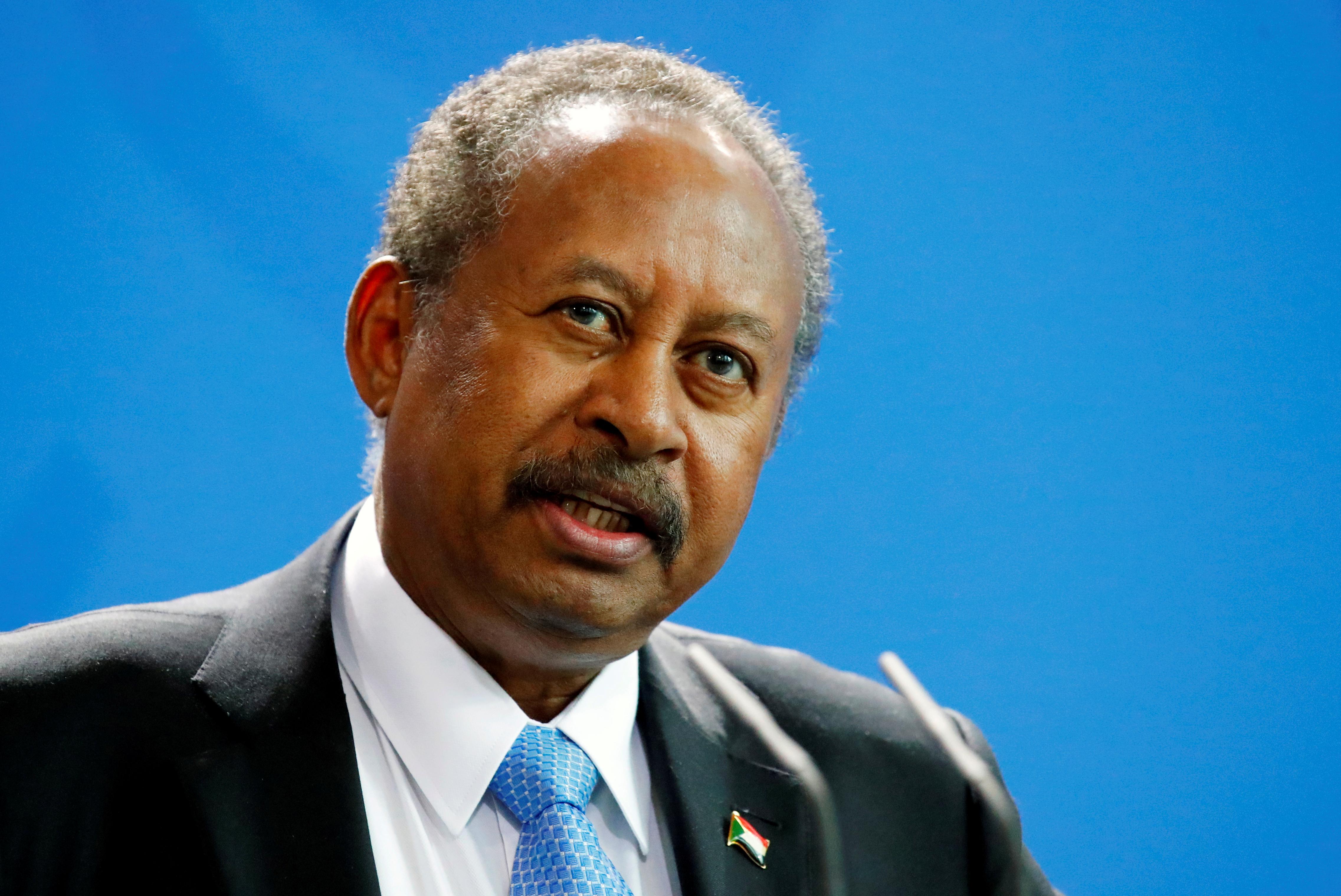 حول مؤتمر شركاء السودان   الحرة