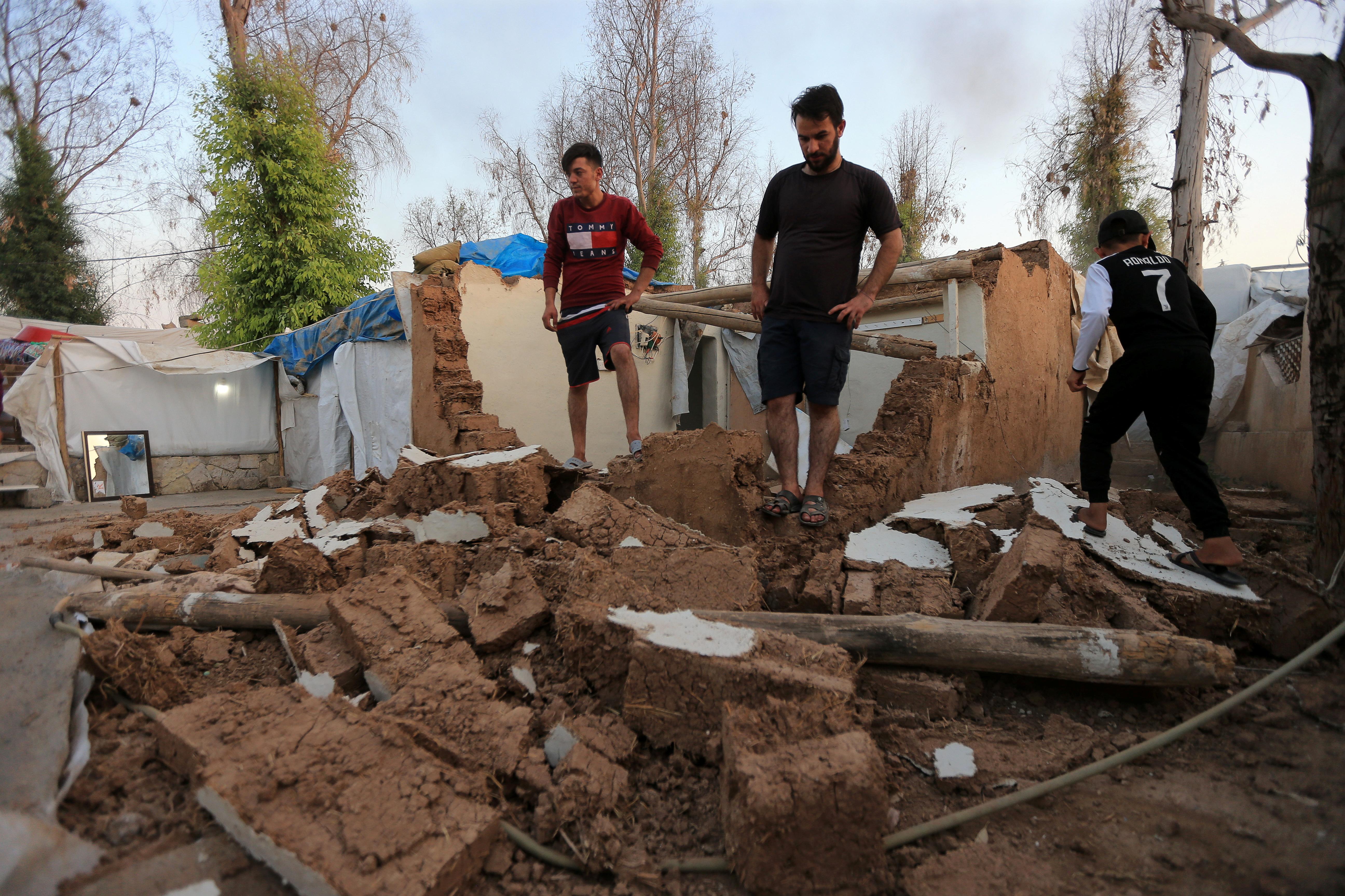 معاناة النازحين اليزيدين تتفاقم بسبب أزمة كورونا