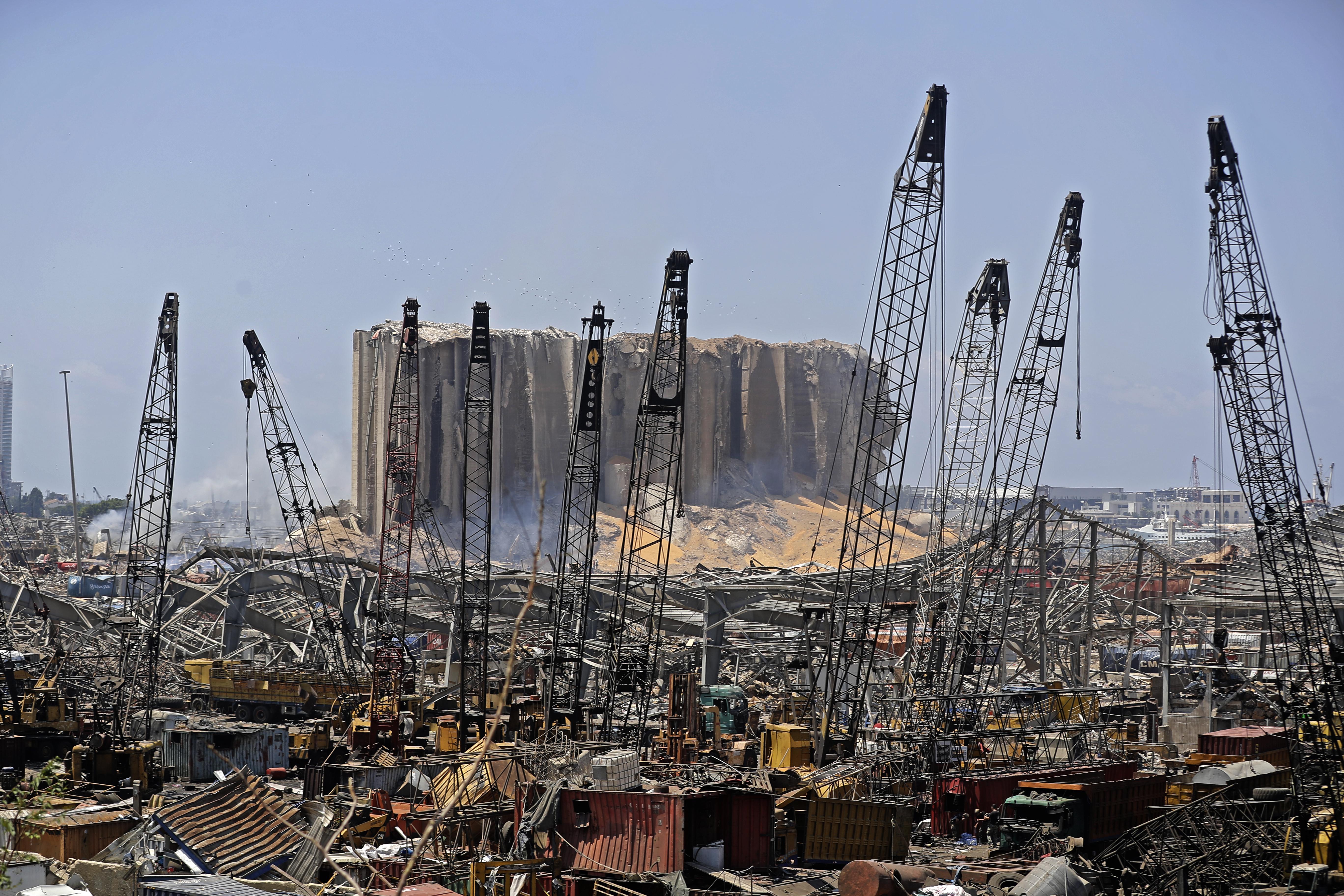 انفجار مرفأ بيروت شرد أكثر من 300 ألف لبناني من منازلهم