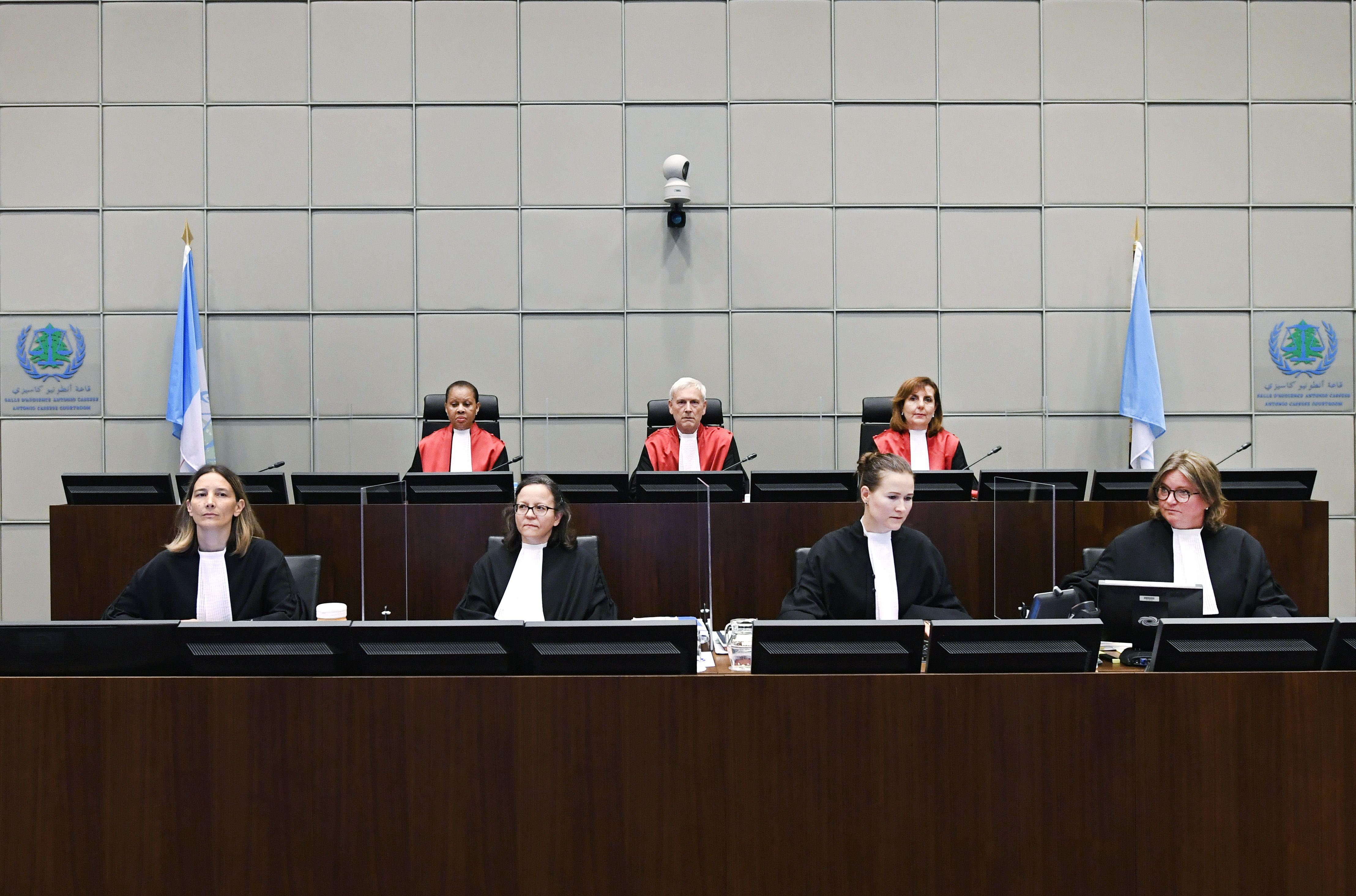 المحكمة الدولية الخاصة بلبنان هي أول مؤسسة قضائية دولية دائمة مختصة بمحاكمة الأفراد المشتبه بهم في ارتكاب جرائم إبادة جماعية