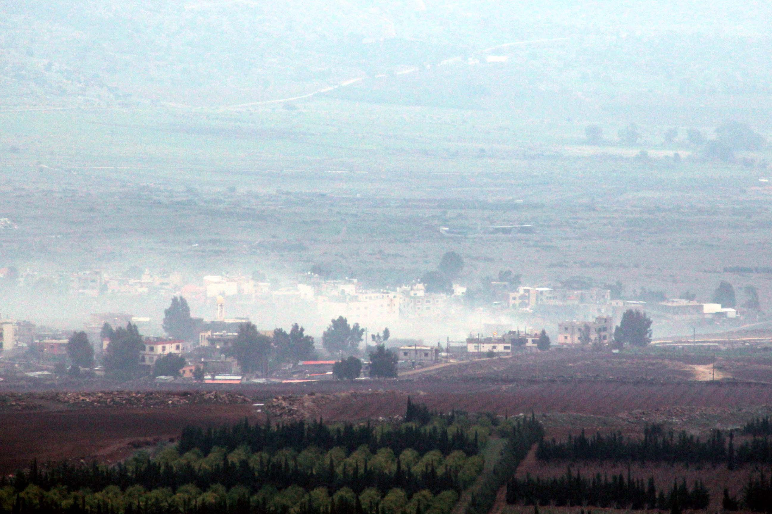 التوتر استمر في الجنوب رغم الانسحاب الإسرائيلي.