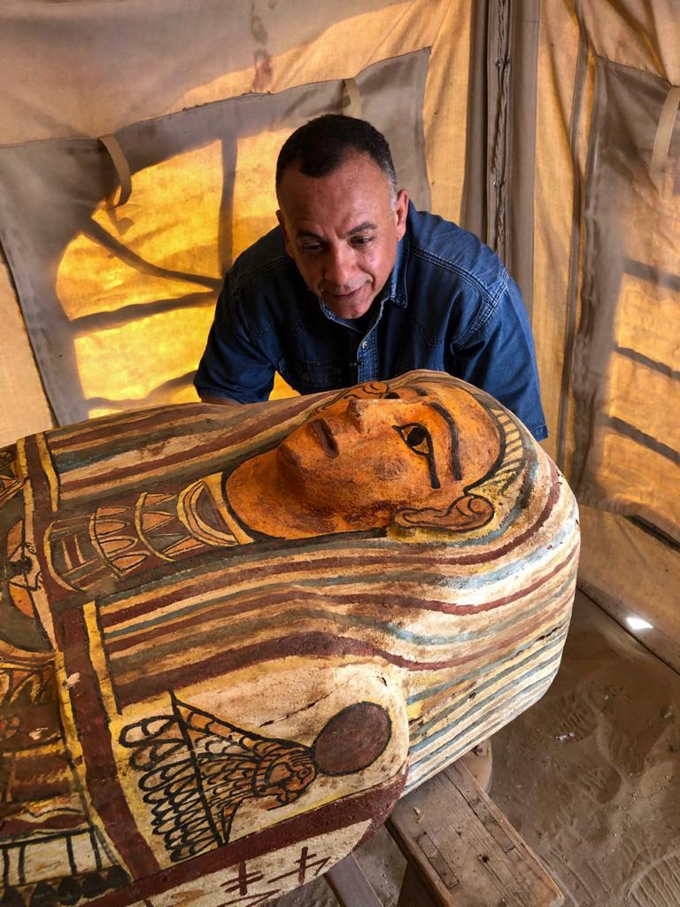 توابيت فرعونية-3