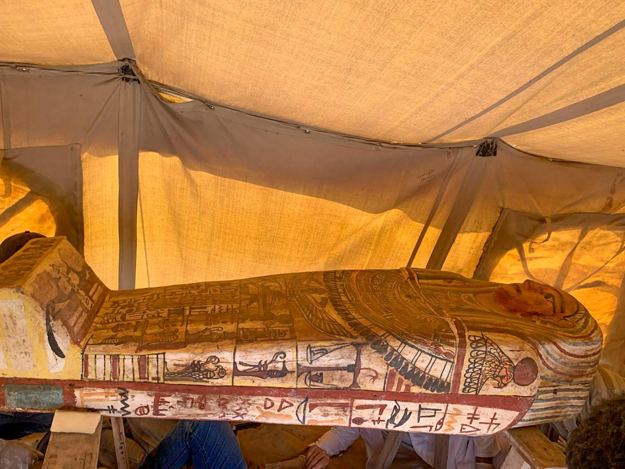 توابيت فرعونية-1