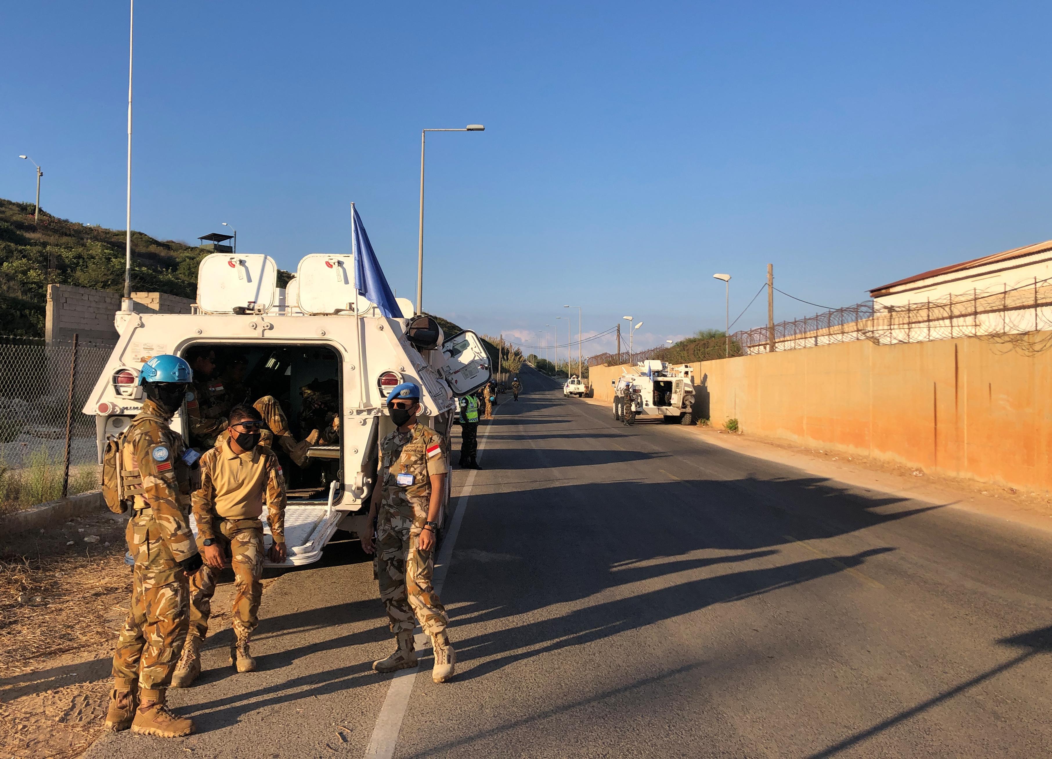 انتهاء الجلسة الافتتاحية لمفاوضات ترسيم الحدود البحرية بين لبنان وإسرائيل