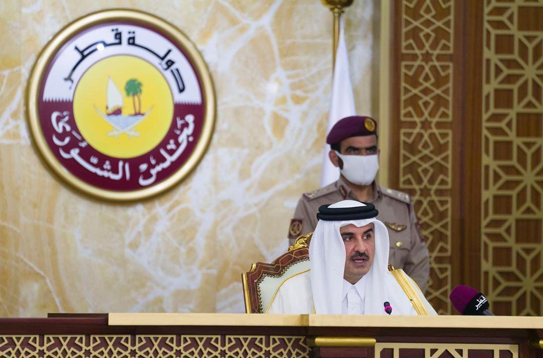 الدول الأربع إاتخذت جراءات بهدف مقاطعة قطر من بينها إغلاق المجال الجوي