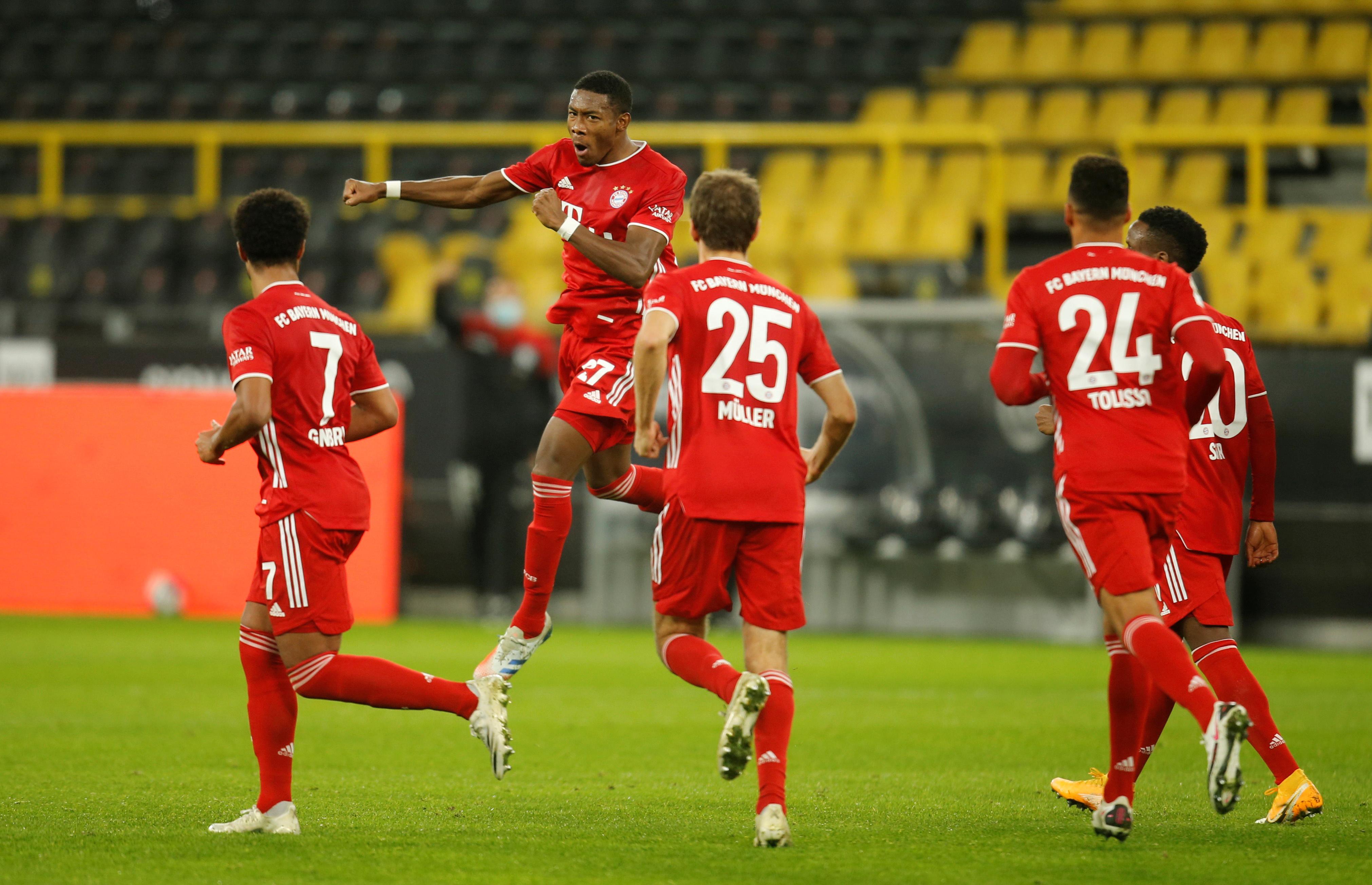 Bayern's German Cup match postponed to next year – joluu