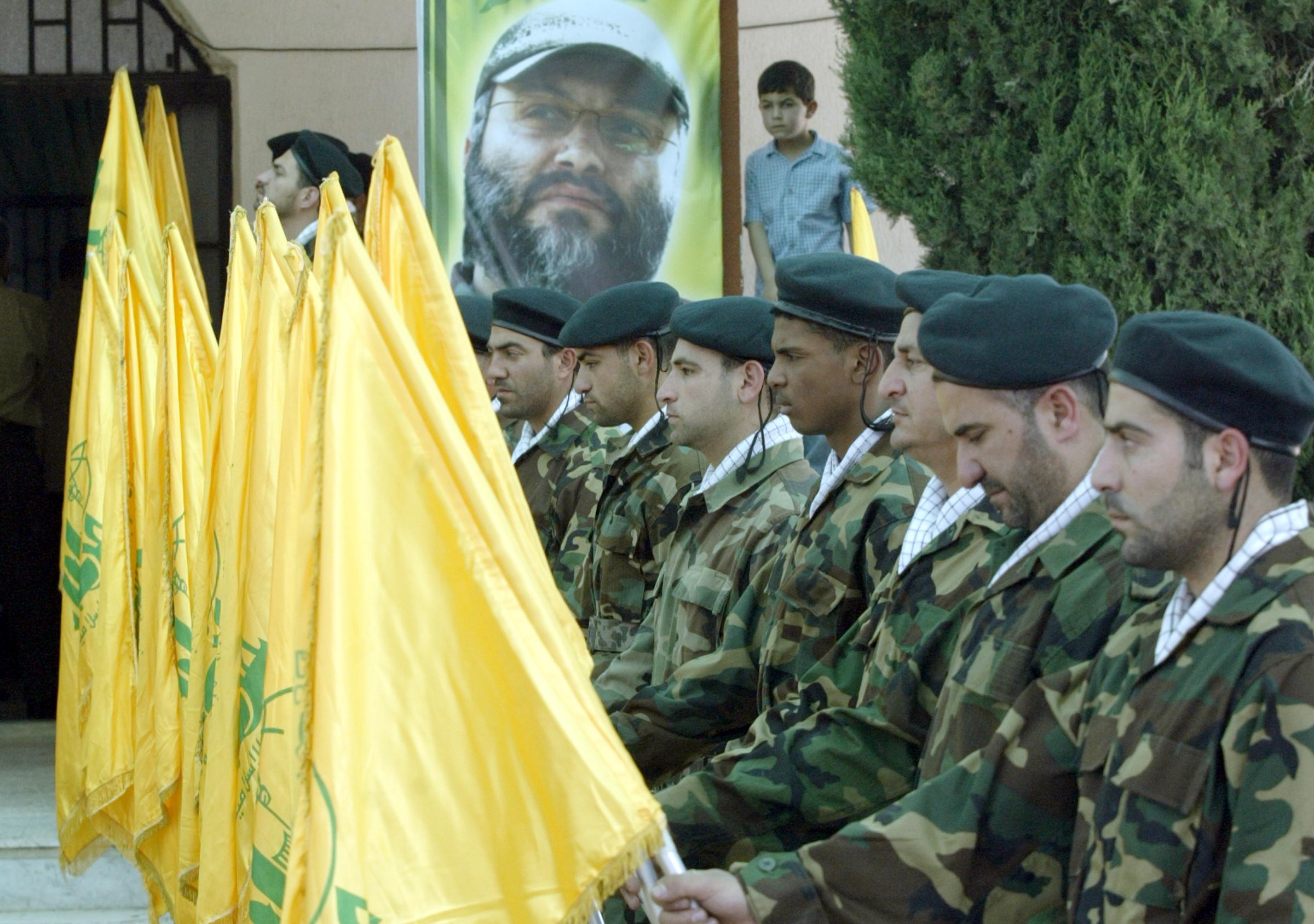 العديد من دول العالم صنفت حزب الله بجناحيه منظمة إرهابية