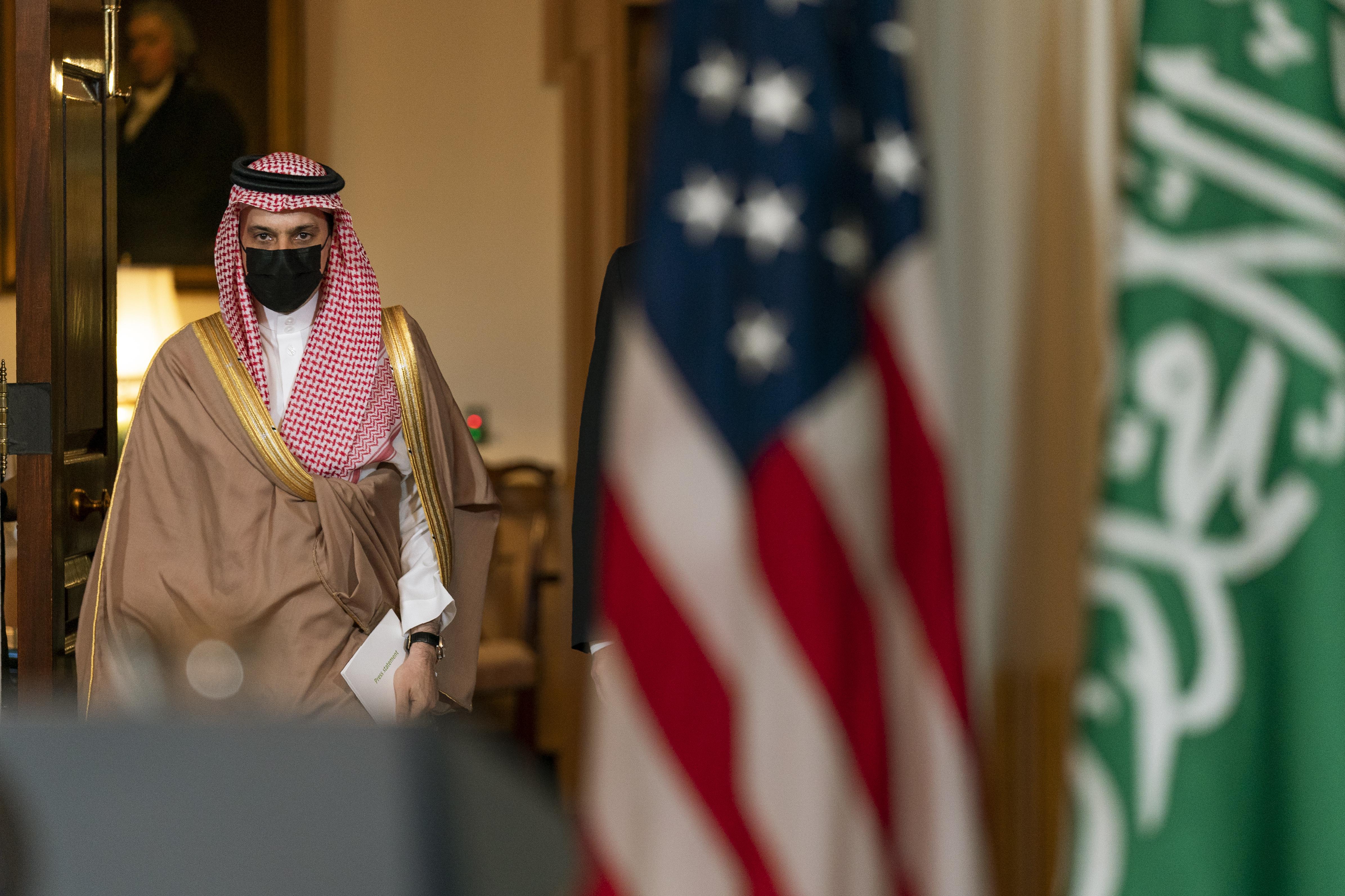 السعودية تبدي استعدادها للمشاركة في مباحثات الاتفاق النووي