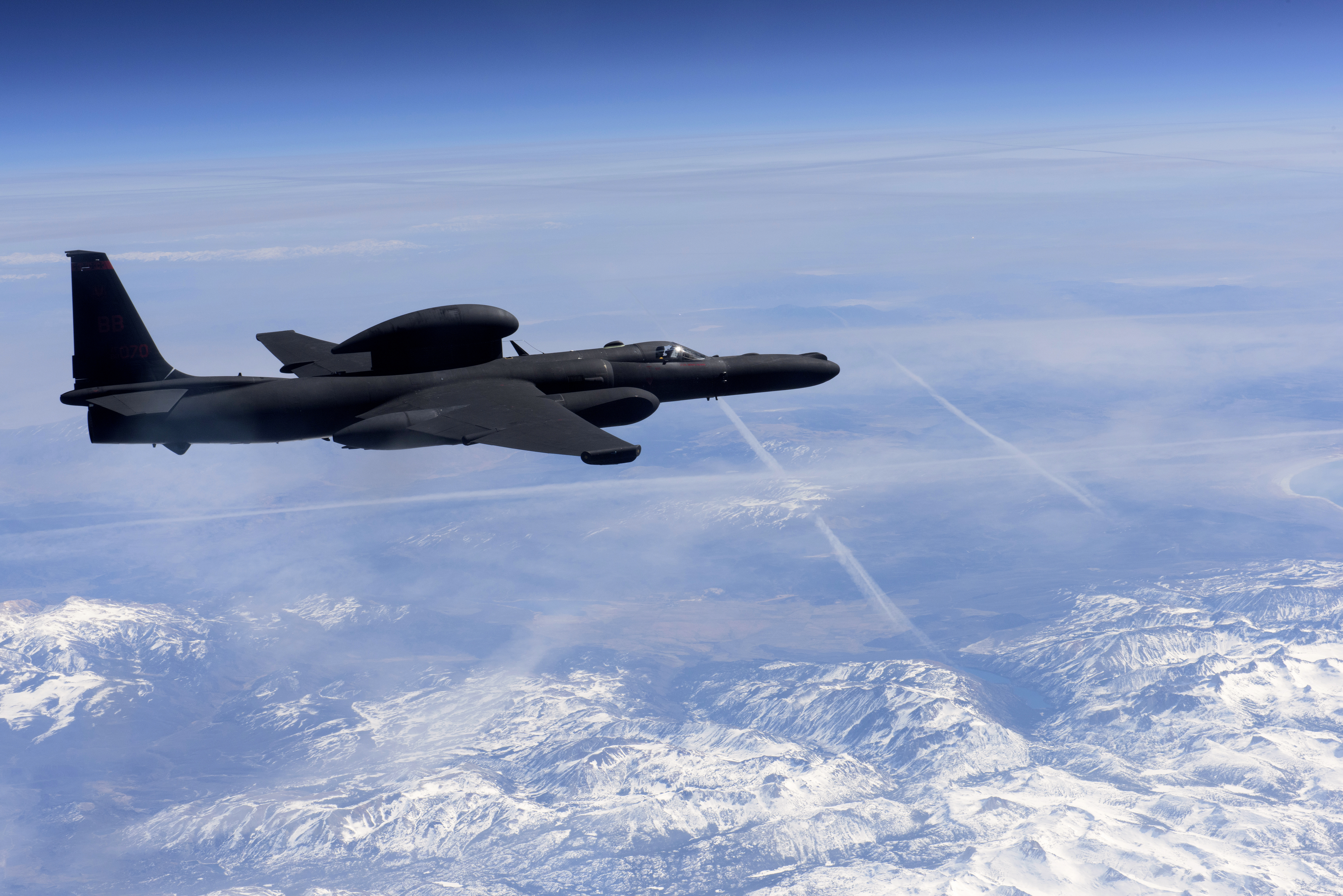 """طائرة من طراز """"U2-دراغون ليدي"""""""