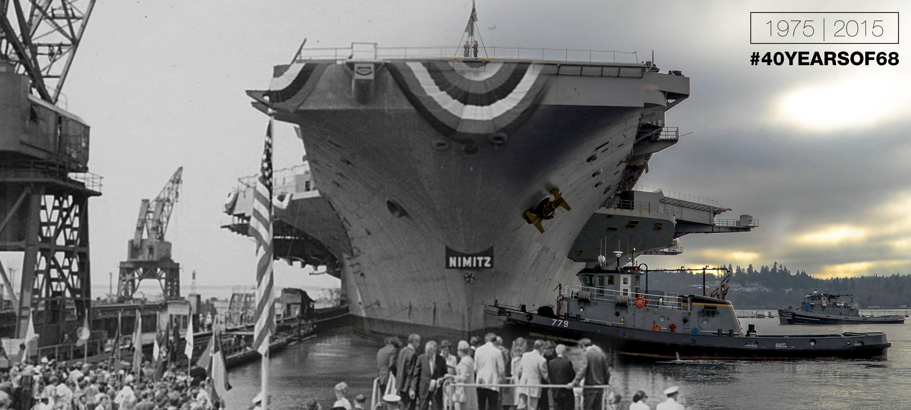 CVN-68 Nimitz