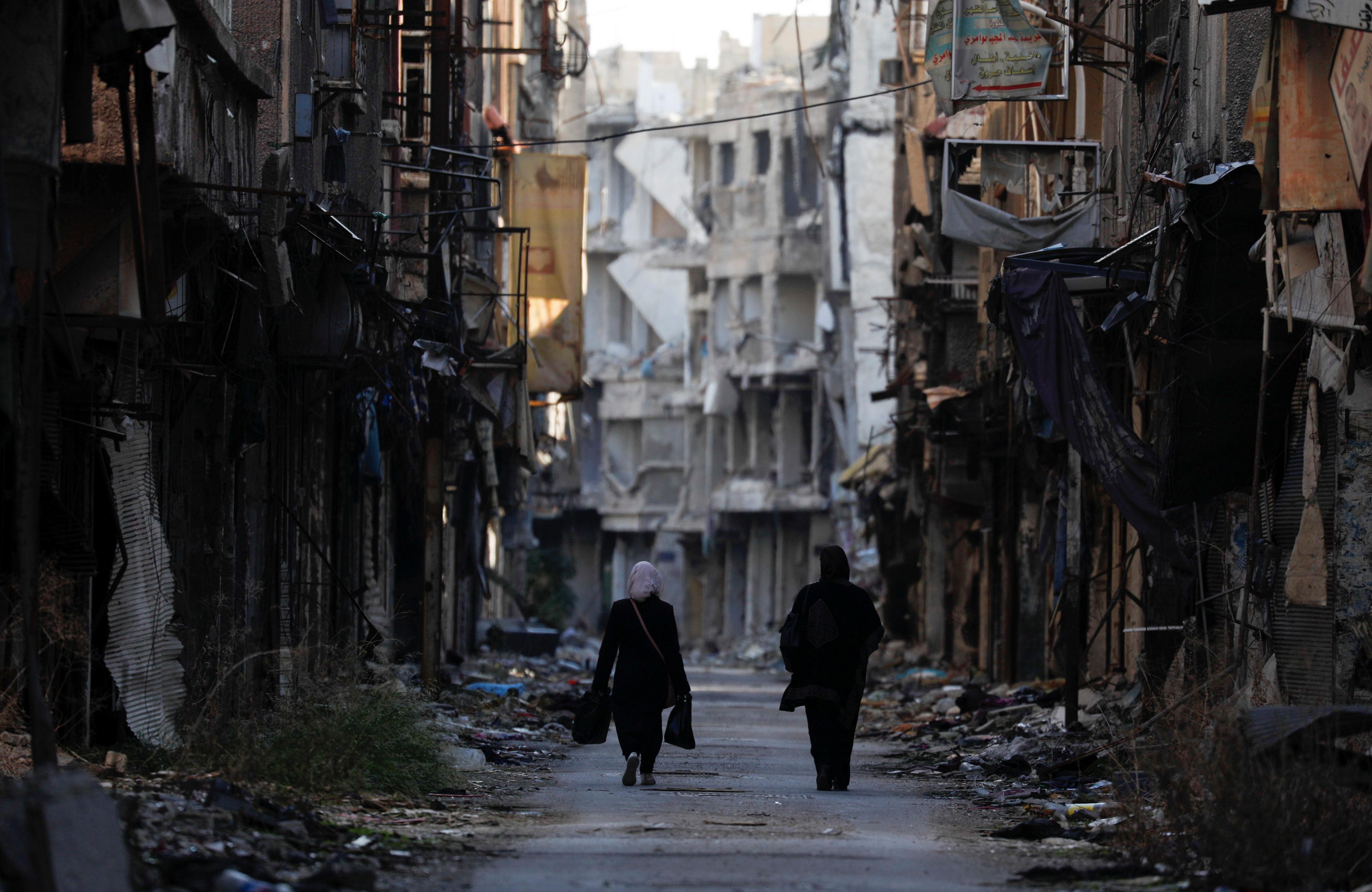 """نظام الأسد اتبع """"سياسية التهجير"""" ذاتها في مناطق أخرى"""