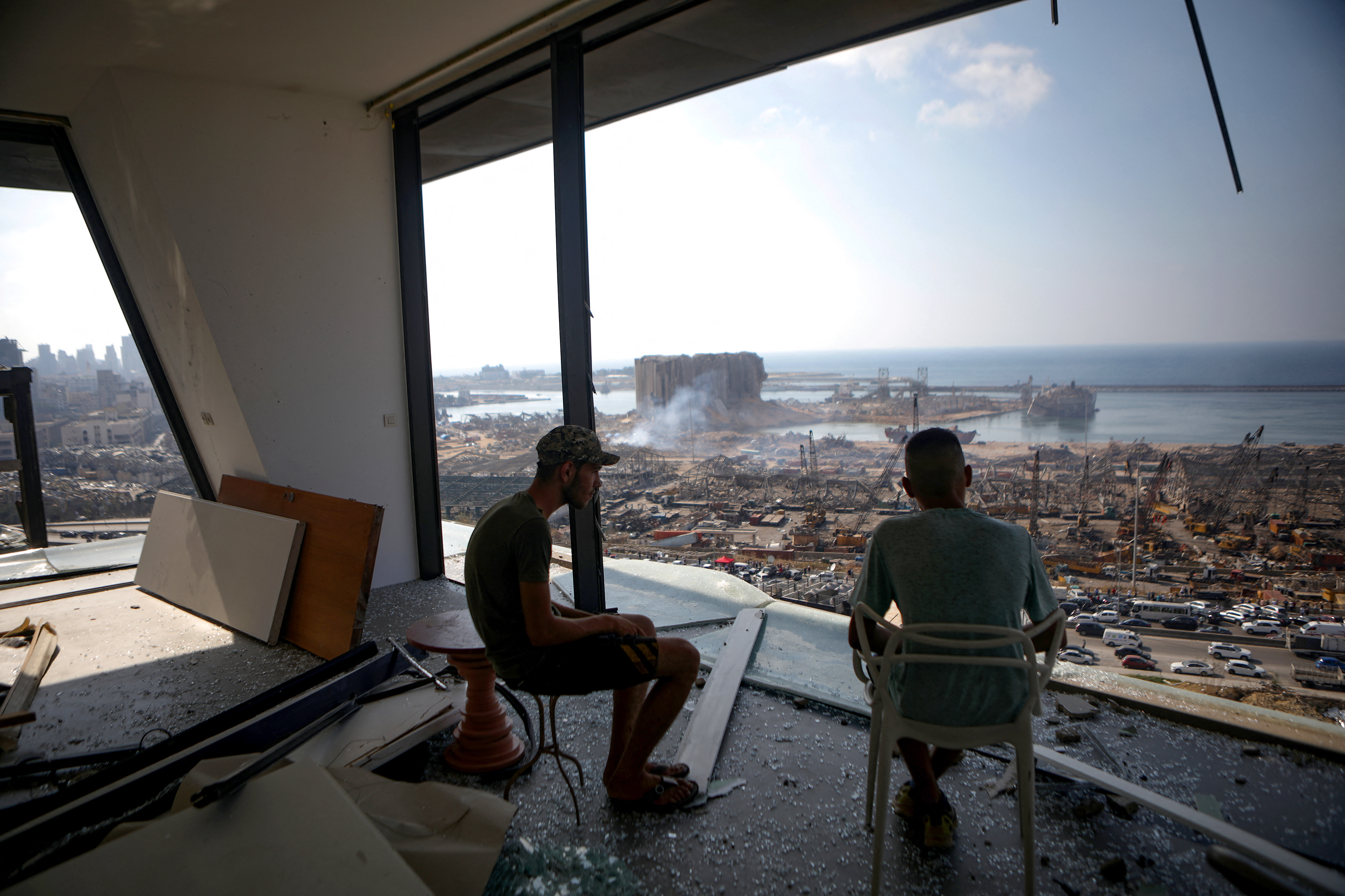 انفجار 4 أغسطس أدى إلى مقتل أكثر من مئتي شخص