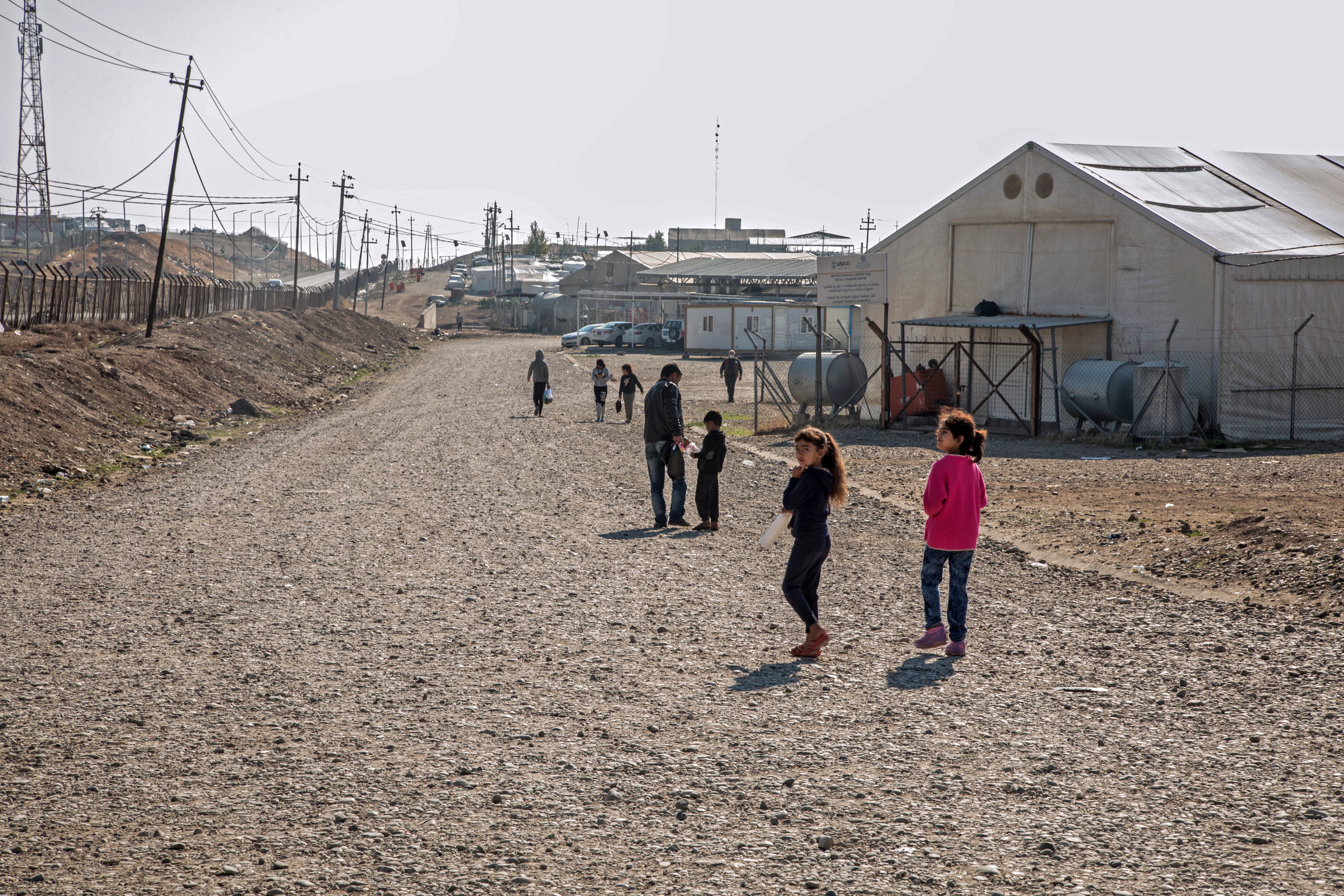 مخيم- العراق