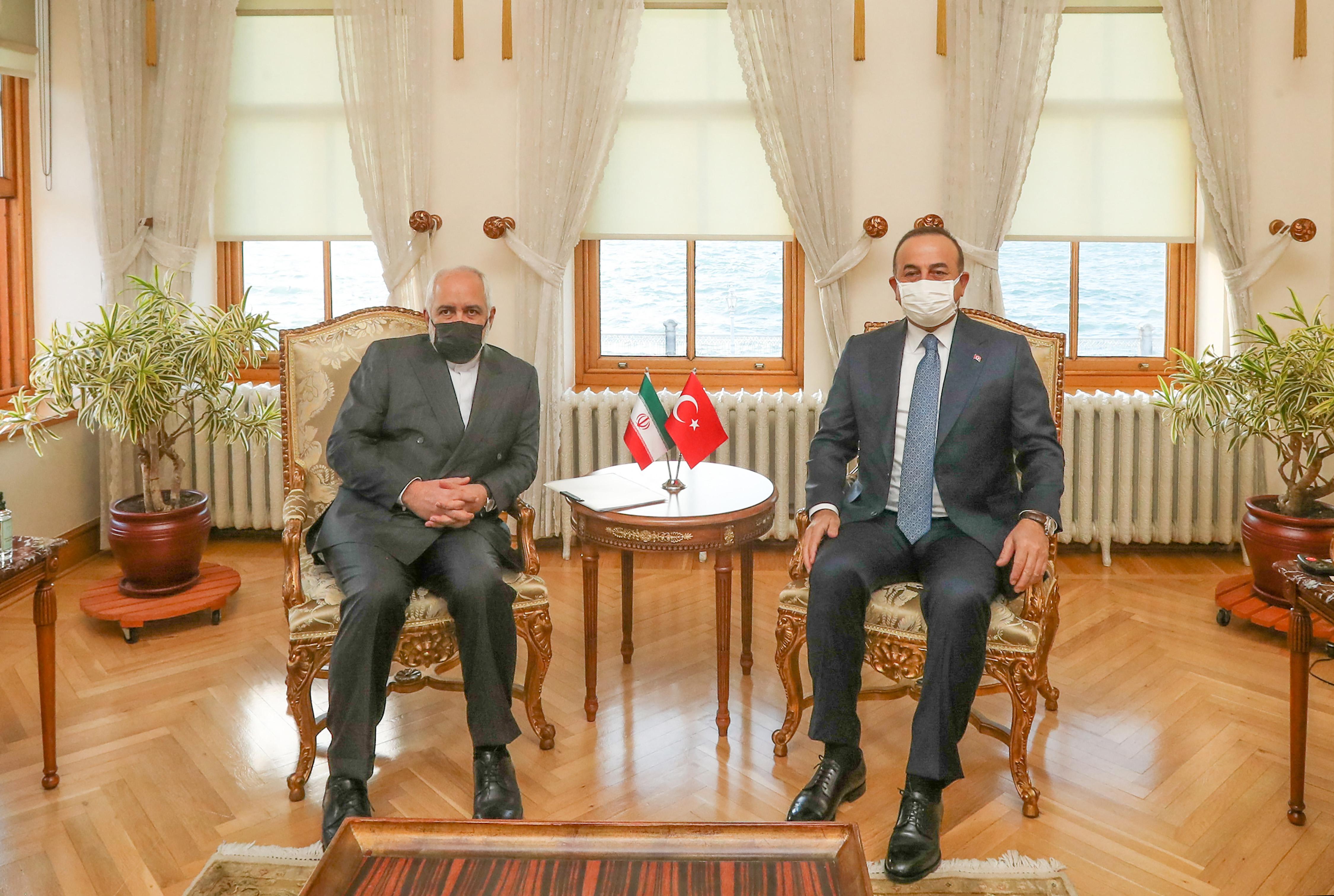 إيران- تركيا- دبلوماسية
