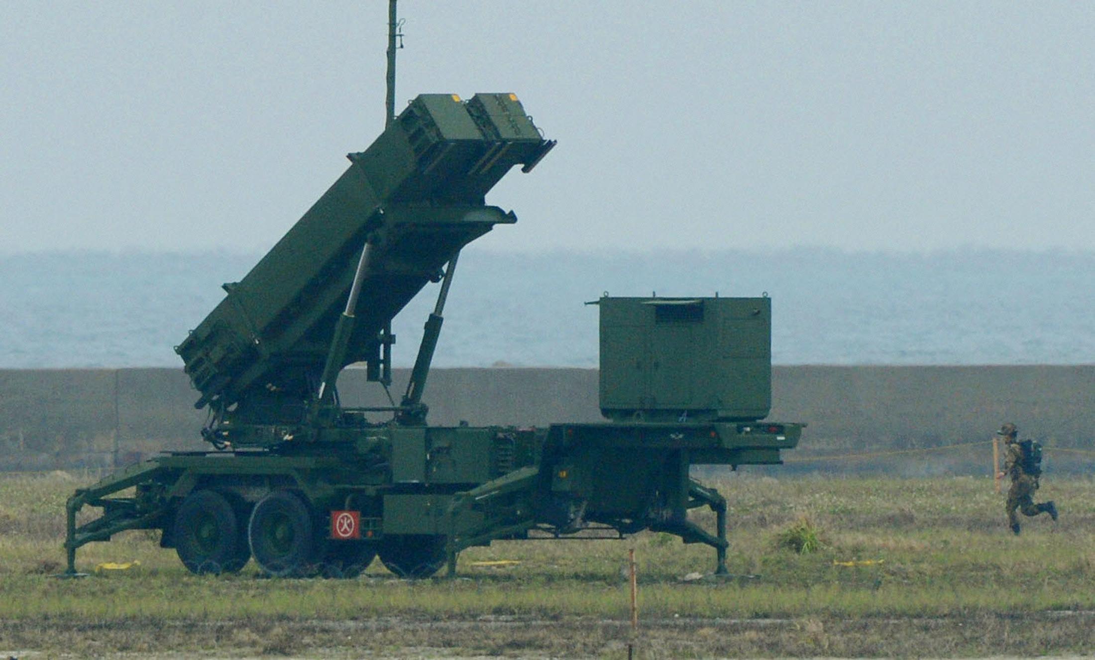 منظومة الدفاع الأميركية باتريوت