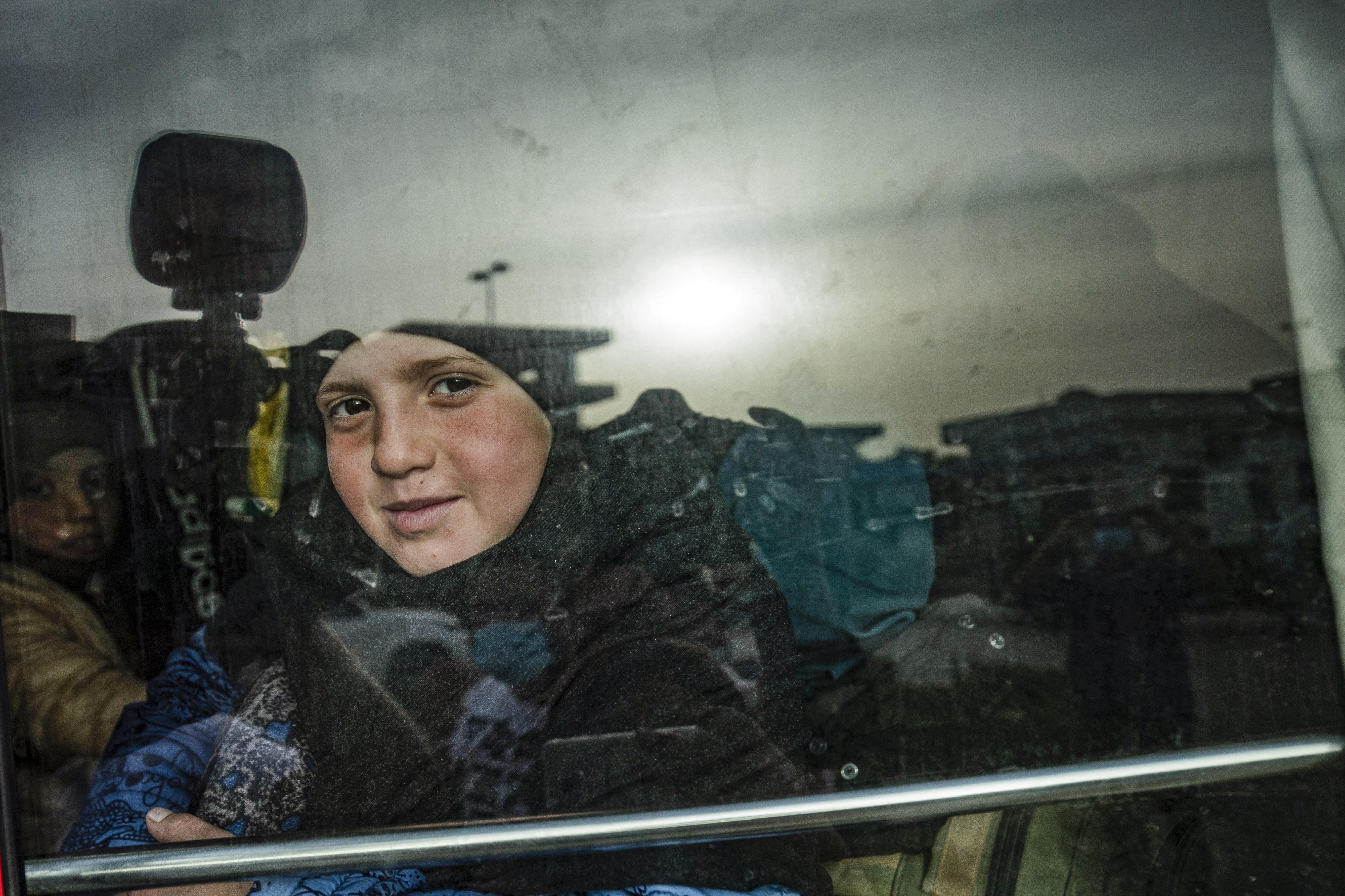 أطفال- داعش- سوريا