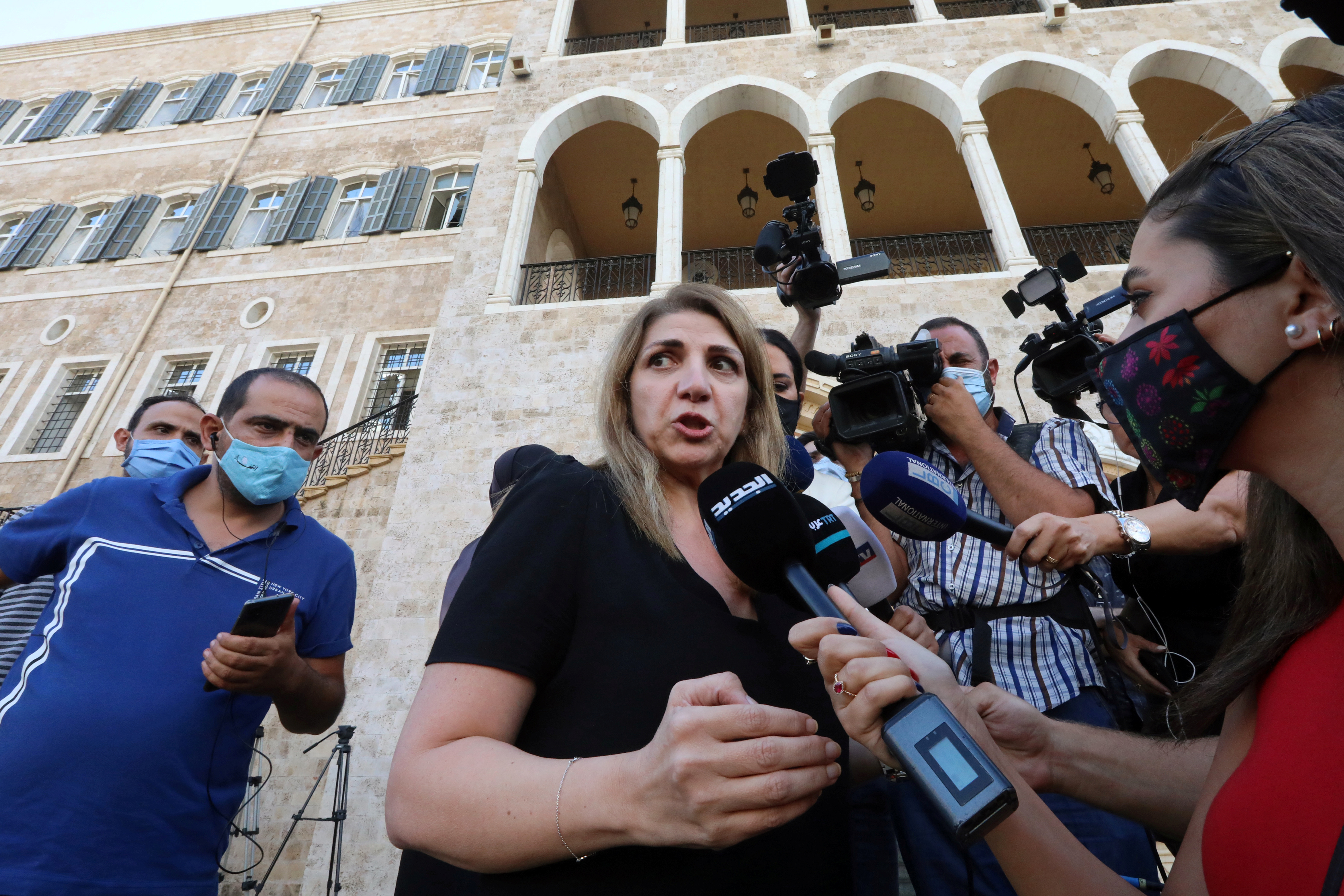 A judicial revolt in Lebanon ... and the Minister of Justice is on the move