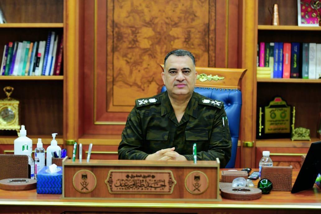 أحمد  أبو رغيف عين في منصب وكيل وزارة الداخلية للاستخبارات
