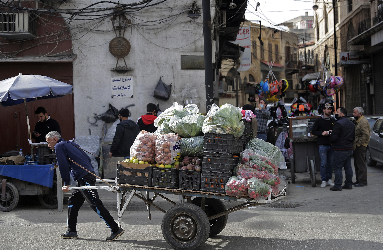 لبنان- مشهد عام