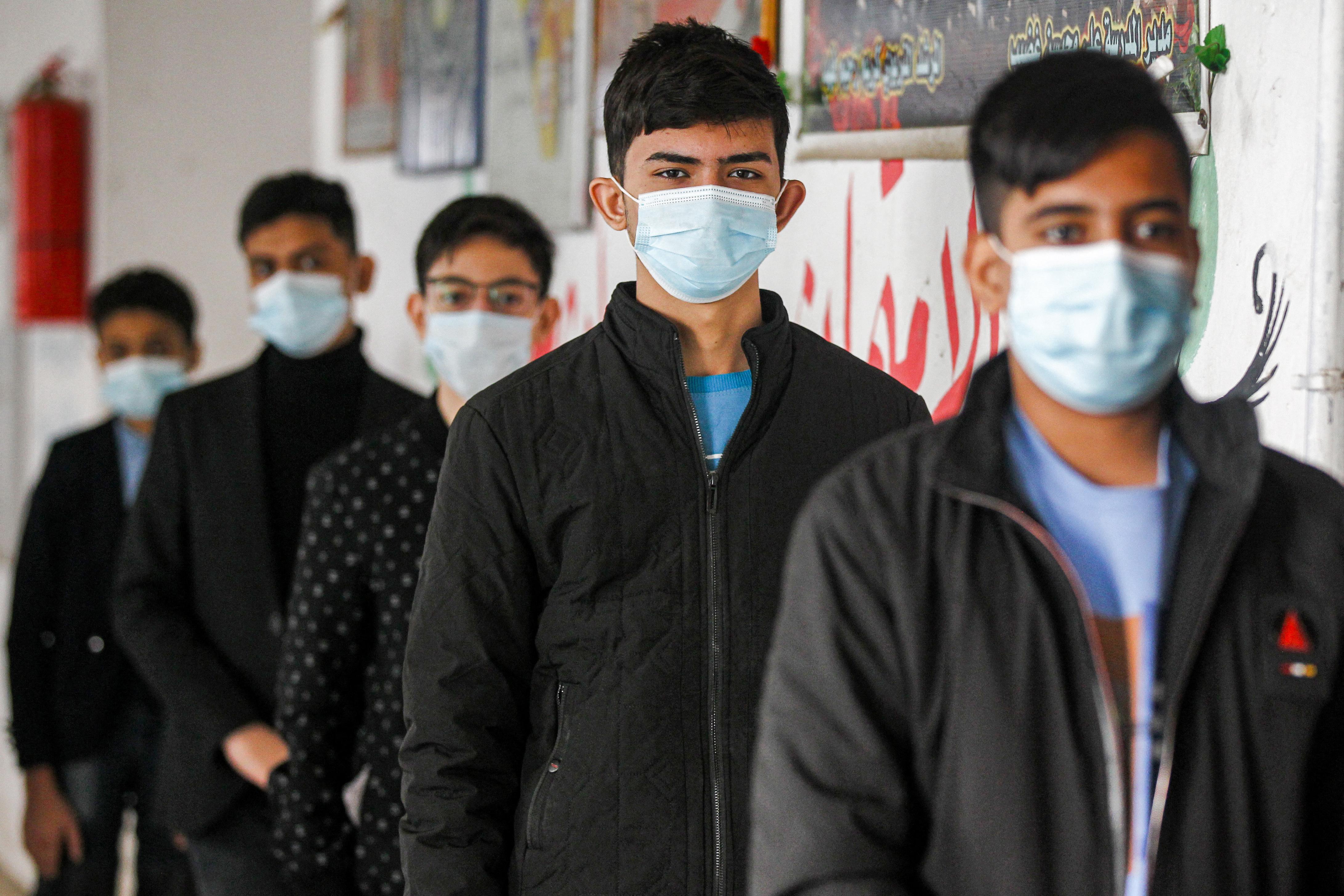 تتخوف السلطات الصحية من فترة بدء الدوام المدرسي المقبلة