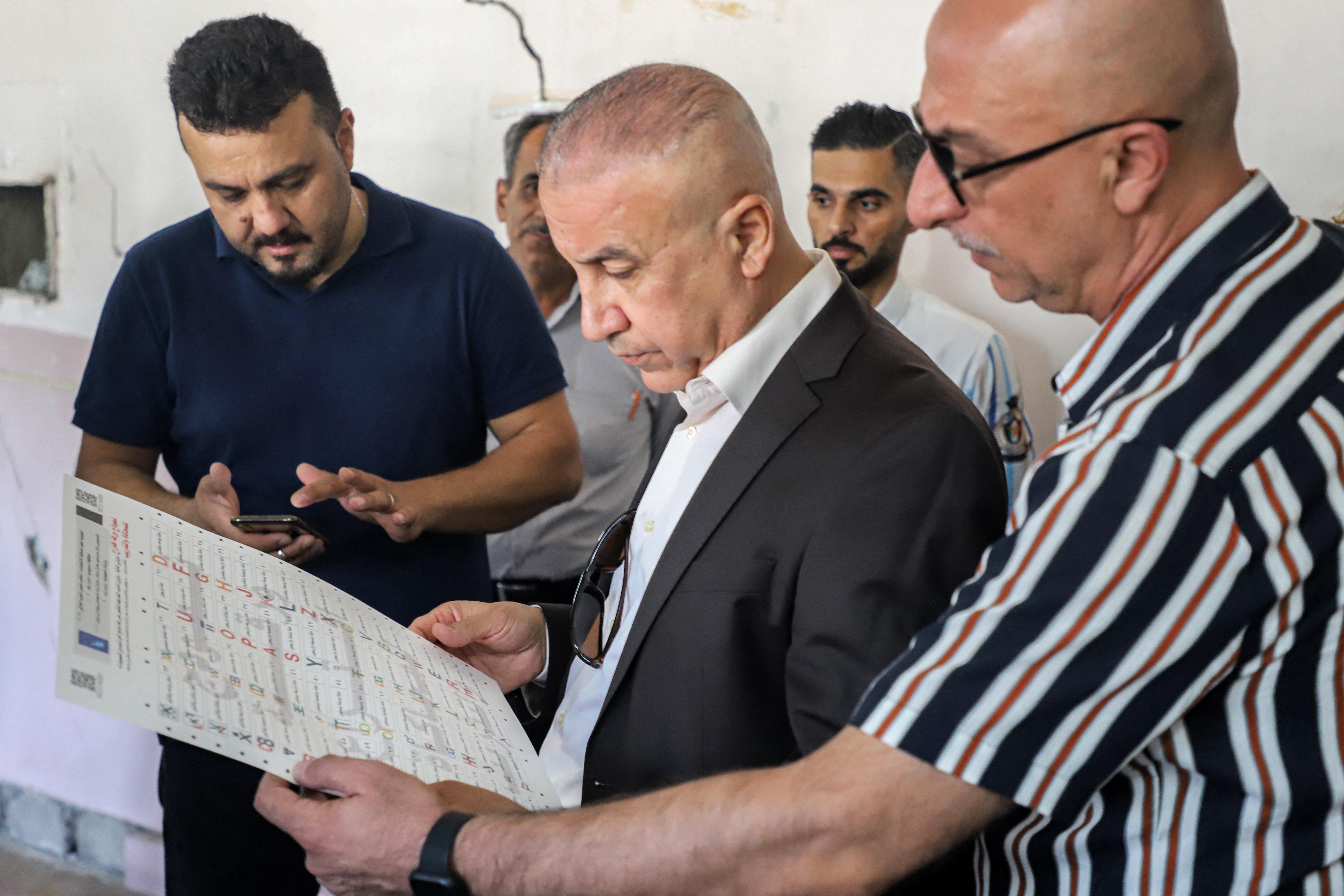 مفوضية الانتخابات العراقية أجرت محاكاة انتخابية قبل أيام.. وتعهدت بالكشف عن النتائج خلال 24 ساعة