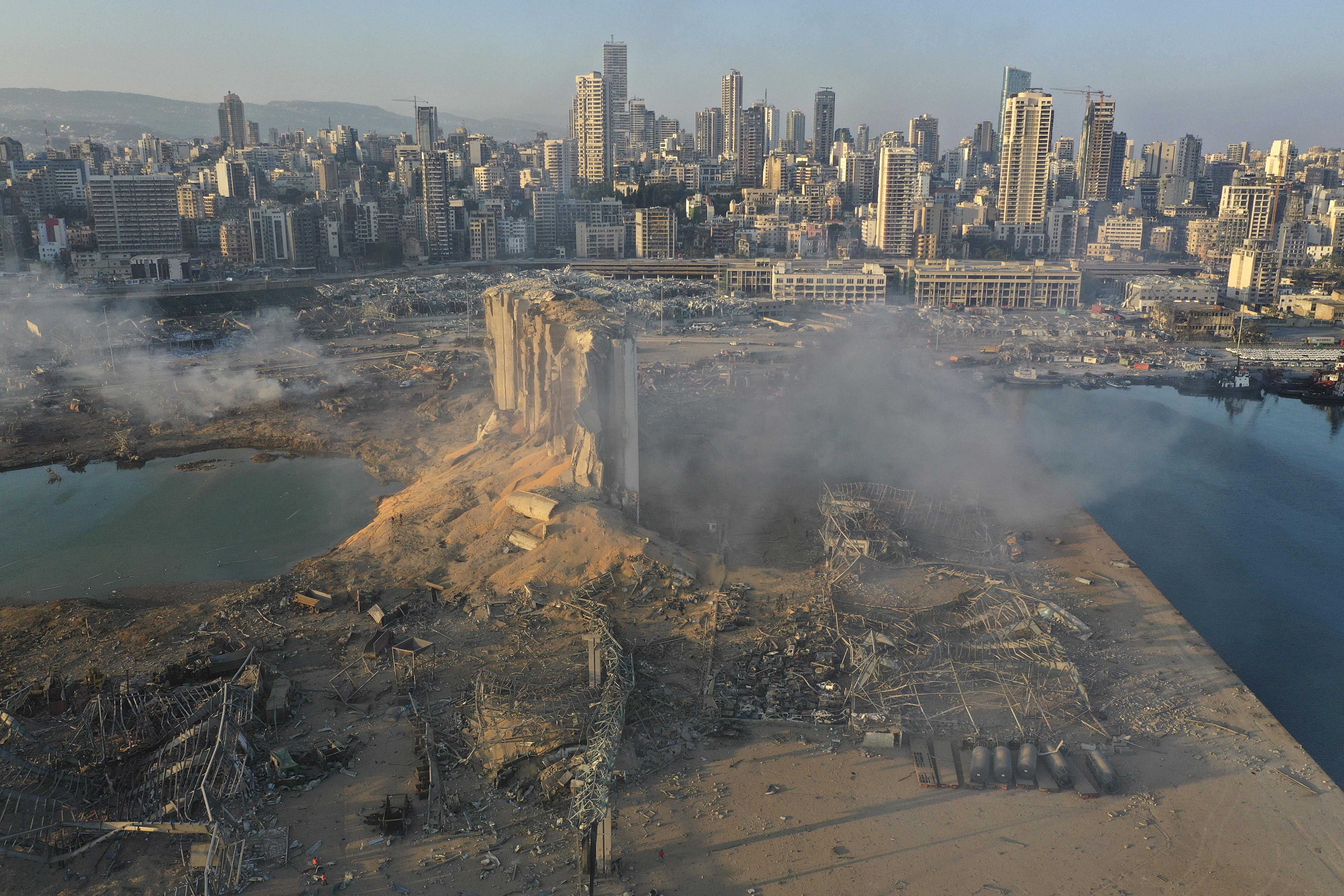 بيروت ما بعد الانفجار