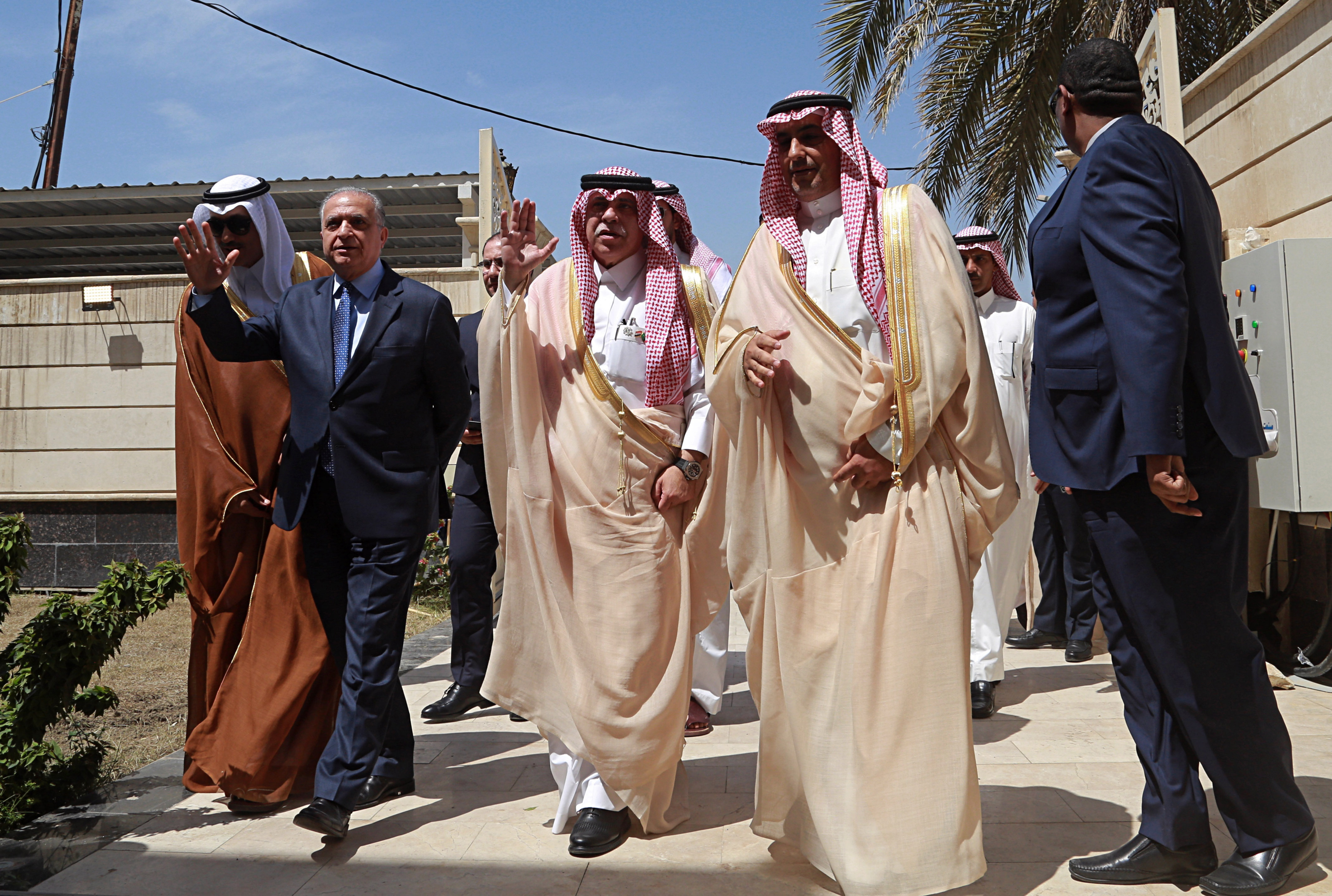 """Saudi investments in front of an Iranian """"illusion"""" .. Riyadh Hamas worries the militias of Iraq 1d13b1637078b13c2136e338521635ce"""