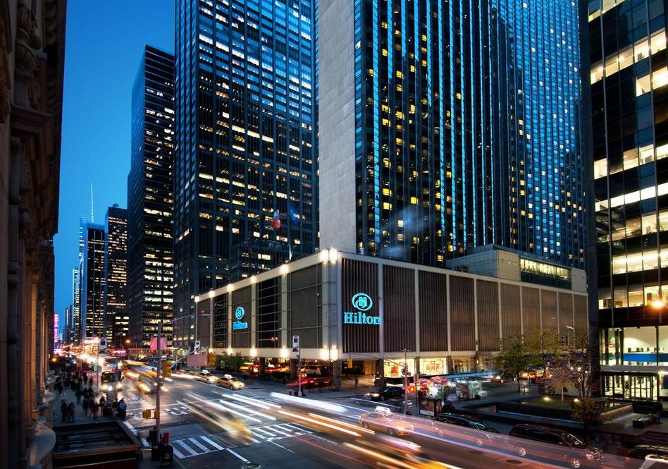 فندق هلينتون ميدتاون في نيويورك