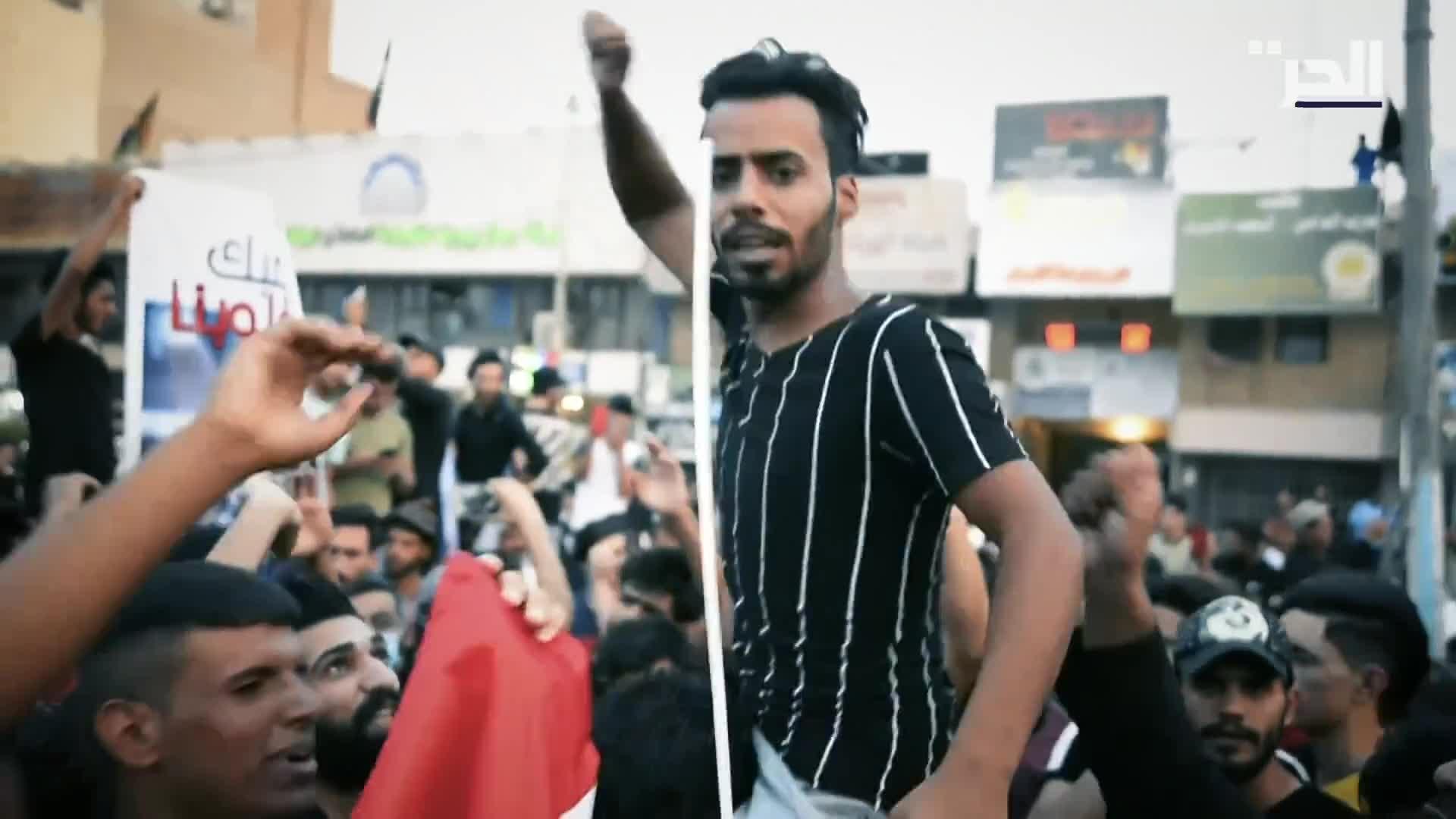 هجوم بالقنابل على بيت اللواء علي ابراهيم دبعون فرج المكصوصي قاتل المتظاهرين