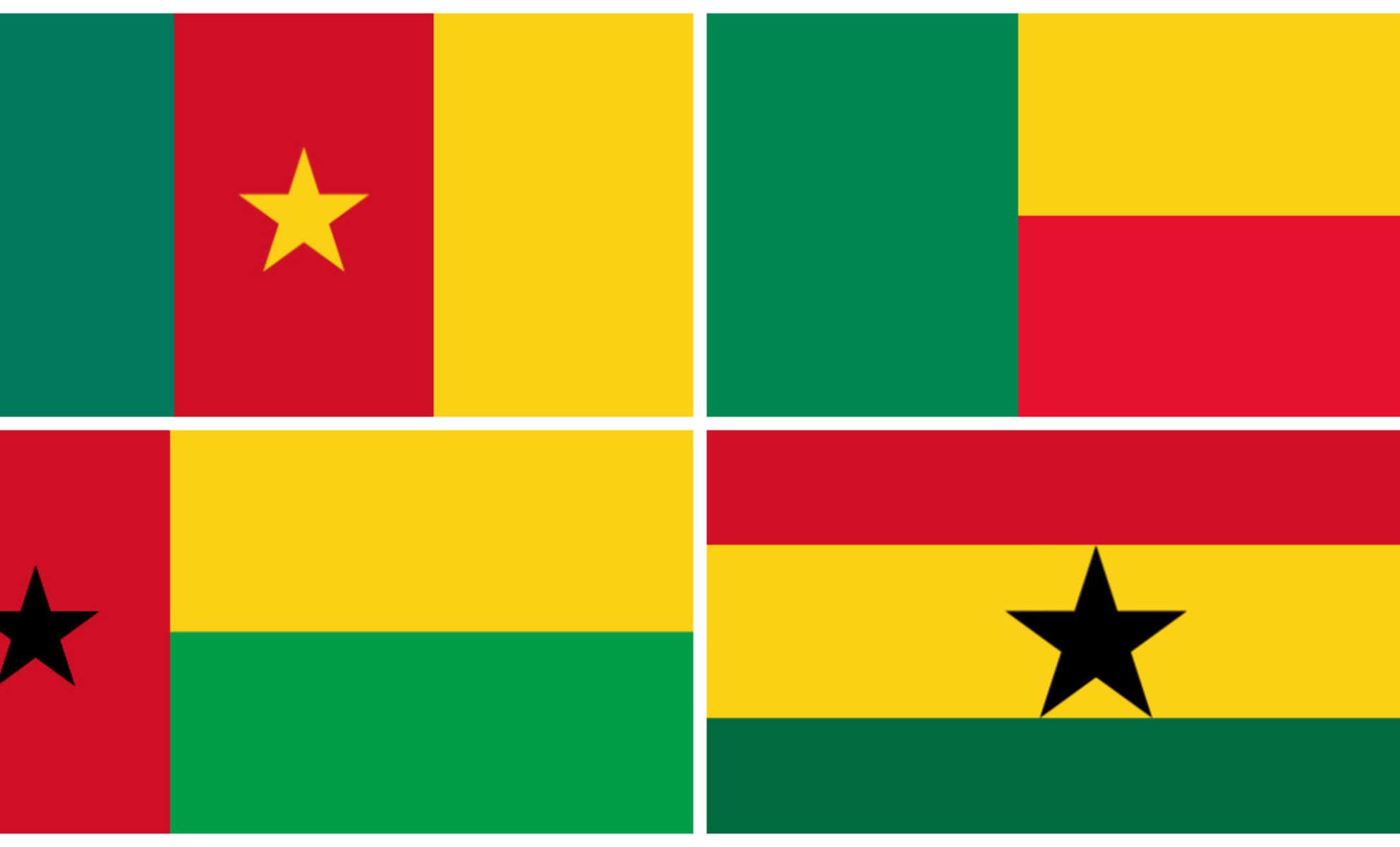لماذا تتشابه الأعلام الأفريقية بألوانها الحرة