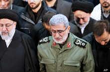 قاآني لم يلتق بالسياسيين السنة أو الأكراد خلال زيارته لبغداد بخلاف سليماني