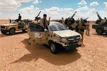 دعوات متكررة لإخراج المرتزقة من ليبيا دون جدوى