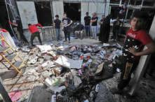 أغلب ضحايا الهجوم هم من النساء والأطفال