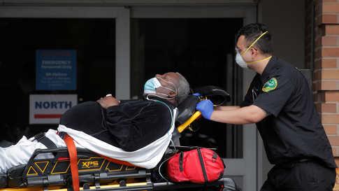 الوفيات كانت لأشخاص عانوا من أمراض أخرى كامنة مثل ارتفاع ضغط الدم والسكري