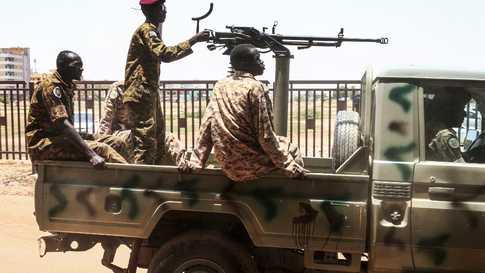 من وقت إلى آخر تشتبك القوات السودانية مع ميليشيات إثيوبية في منطقة الفشقة الحدودية