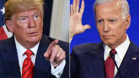 ترامب وبايدن يتنافسان على سنابشات لكسب تأييد الشباب الأميركي في الانتخابات الرئاسية