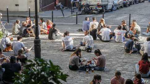 أظهرت إحصاءات ظهور 96 بؤرة جديدة للفيروس بأنحاء فرنسا منذ بدأت الحكومة تخفيف إجراءات الإغلاق في 11 مايو