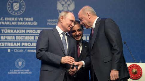 يعتقد مركز السياسة العالمية أن التوترات بين أنقرة وموسكو لن تنتهي في المستقبل القريب