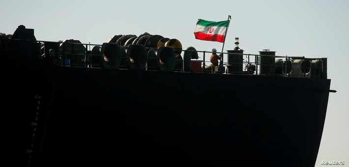 خمس ناقلات نفط إيرانية تتجه نحو فنزويلا