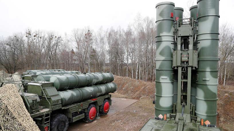 اتمام صفقة بيع منظومات S-400 الروسيه الى تركيا  - صفحة 12 2019-07-18T000000Z_532446848_RC1A92A810C0_RTRMADP_3_TURKEY-SECURITY-USA-DEFENCE