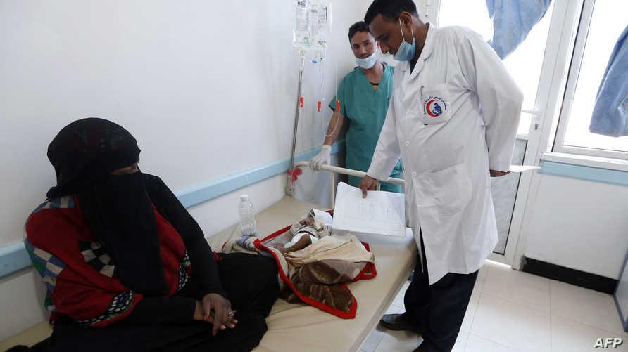 اجتاحت الكوليرا 20 من مجمل محافظات اليمن والبالغ عددها 22