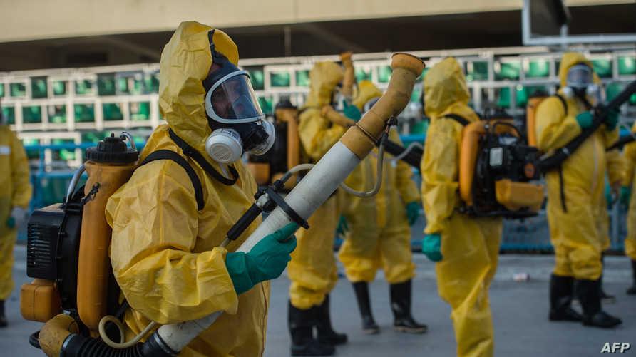 التصدي لانتشار فيروس زيكا في البرازيل