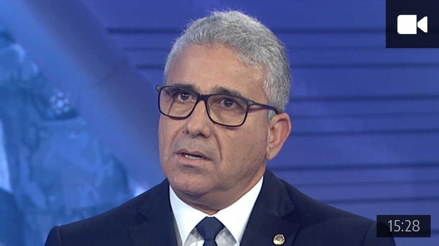 """وزير الداخلية الليبي فتحي باشاغا يتحدث لـ""""الحرة"""""""