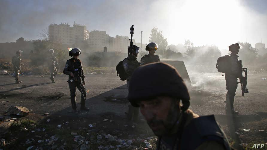 الجيش الإسرائيلي ينشر تعزيزات في الضفة الغربية
