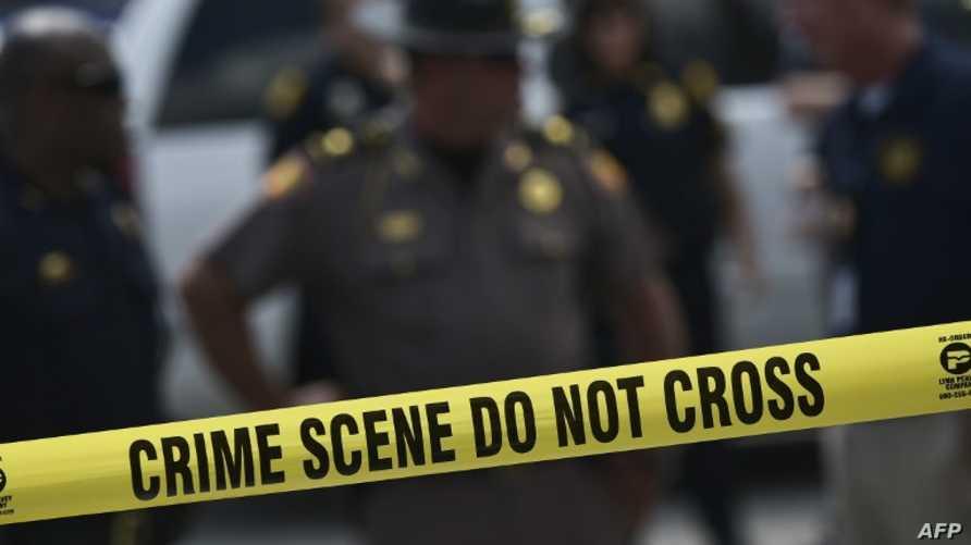 موقع حادث إطلاق النار في أورلاندو